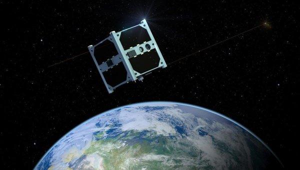 Спутник, архивное фото