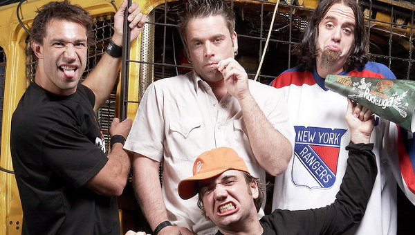 Группа Bloodhound Gang