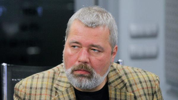 Главный редактор Новой газеты Дмитрий Муратов. Архивное фото