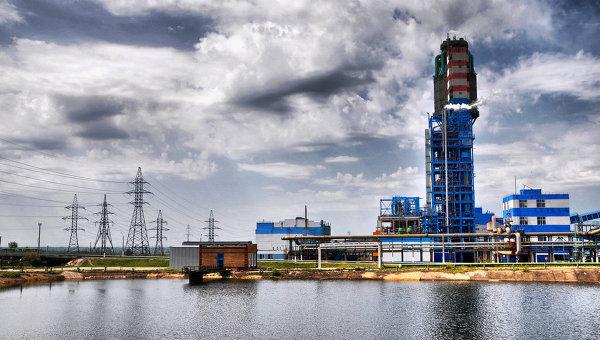 Завод Стирол. Архивное фото