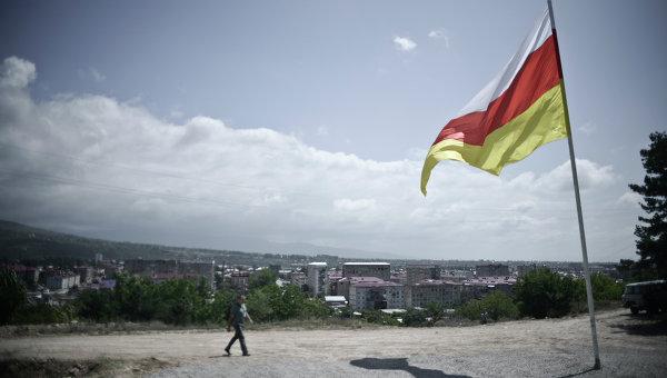 Южная Осетия, архивное фото