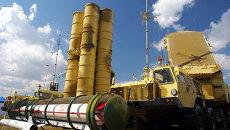 Зенитная ракетная система С-300 ПМУ2 (Фаворит)