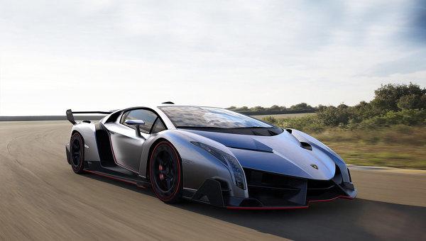 Lamborghini . Архивное фото
