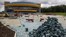Владивосток в ожидании открытия КСК - арены для хоккея и ярких шоу.