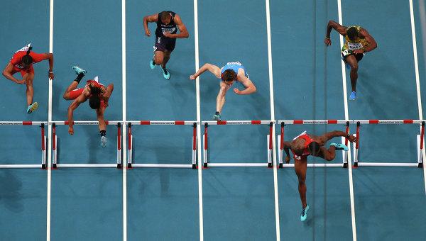Легкая атлетика. Чемпионат мира, архивное фото