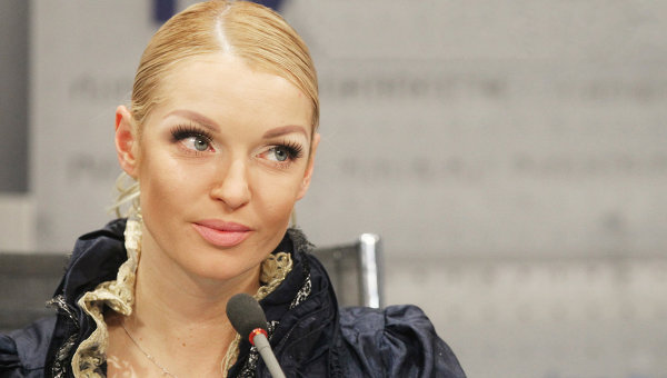 Балерина Анастасия Волочкова. Архивное фото