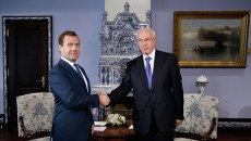 Встреча Д.Медведева и Н.Азарова