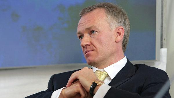 Генеральный директор компании Уралкалий Владислав Баумгертнер