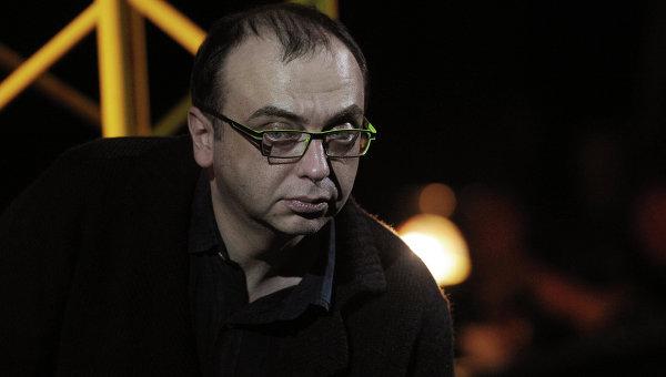 Режиссер Дмитрий Бертман, руководитель Геликон-оперы. Архивное фото