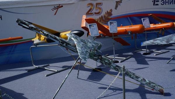 БПЛА Элерон-3СВ, архивное фото