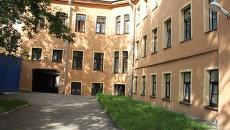 Доходный дом для гастарбайтеров на Лиговском проспекте в Петербурге