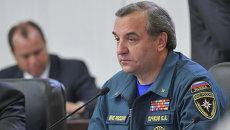Глава МЧС России Владимир Пучков. Архивное фото