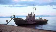 Рыболовецкое судно. Архивное фото