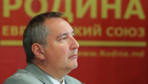 Рабочий визит Д.Рогозина в Молдавию