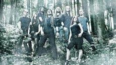 Швейцарский фолк-коллектив Eluveitie