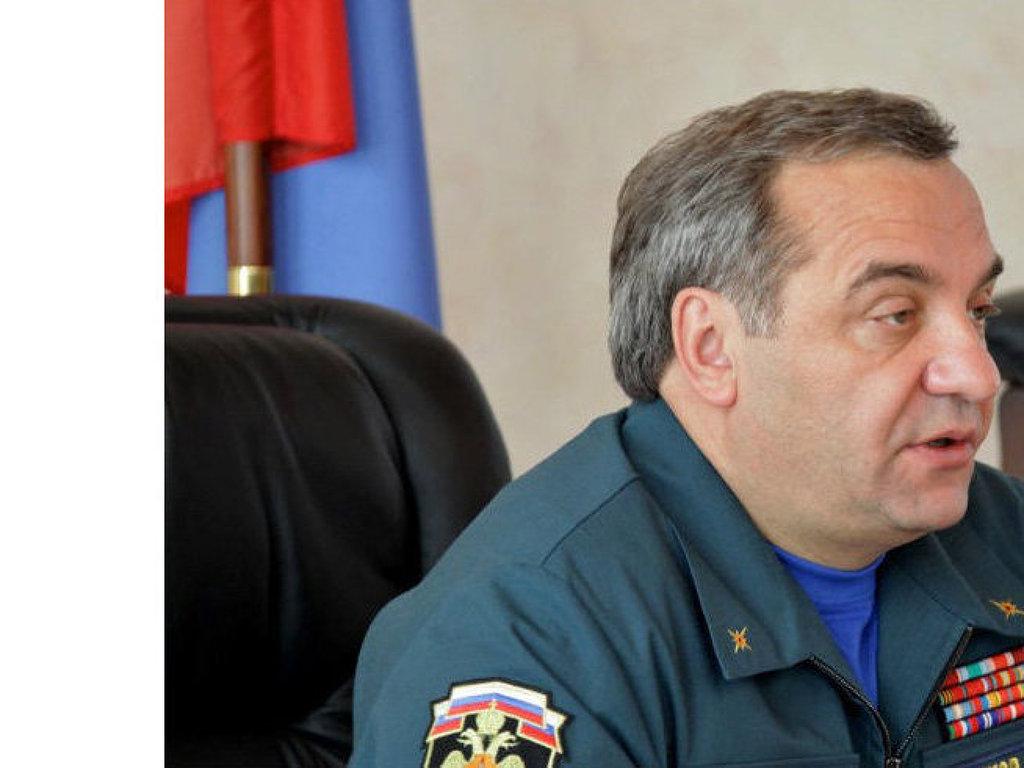 Министр МЧС Владимир Пучков. Архивное фото