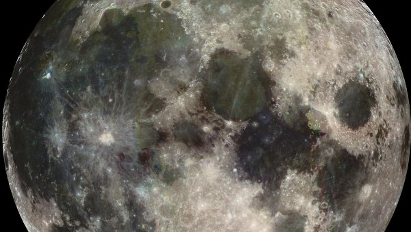 Вода в лунных минералах и на Земле происходит из одного источника