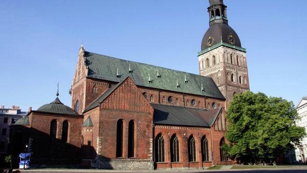 Символ Риги с Домского собора отправят на реставрацию ...: http://ria.ru/world/20150825/1206418162.html