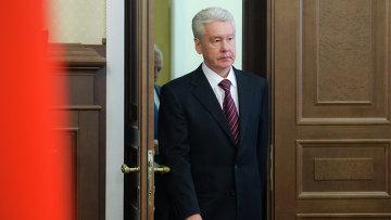 Сергей Собянин, архивное фото