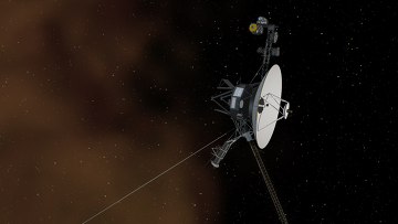Межпланетный зонд НАСА Вояджер-1