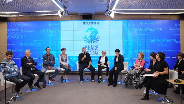 Открытый показ принял участие в телемарафоне Live Global Moments