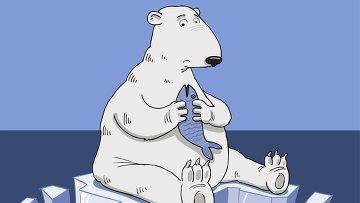 Теплеющая Арктика