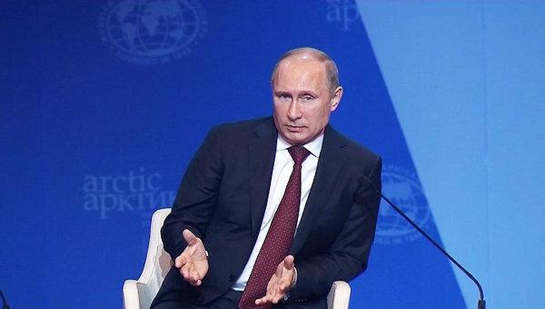 Они пытались захватить нефтеплатформу – Путин об активистах Greenpeace