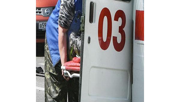 Оказание помощи врачами скорой помощи. Архив