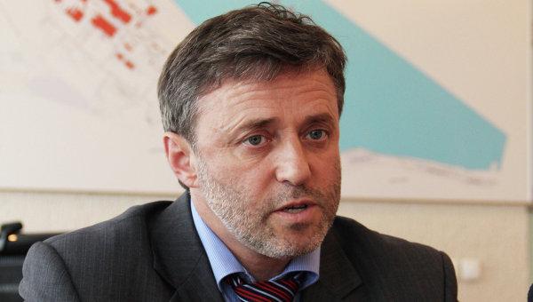 Конкурсный управляющий Байкальского ЦБК Александр Иванов