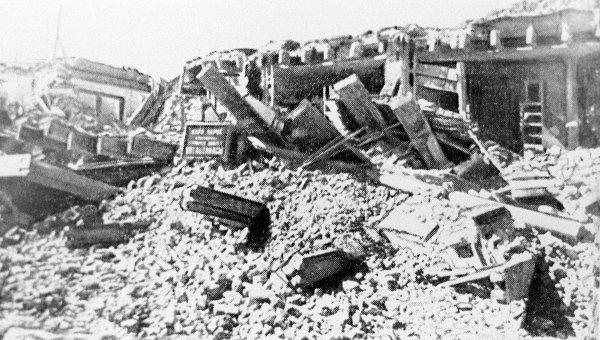 Резултат с изображение за ашхабадское землетрясение 1948 года