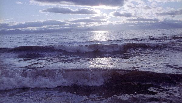 Тихий океан, архивное фото