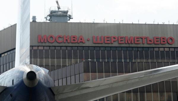Терминал Шереметьево-2. Архивное фото