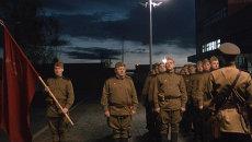 Томские военные реконструкторы отправились бить немца в Запорожье
