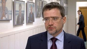 Глава ВЦИОМ Валерий Федоров. Архивное фото