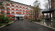 Бывшее здание Восточного института ДВГУ, архивное фото