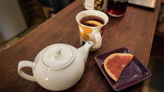 Согревающие напитки - осенние предложения кафе Владивостока, архивное фото