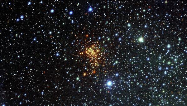Звездное сверхскопление Westerlund 1