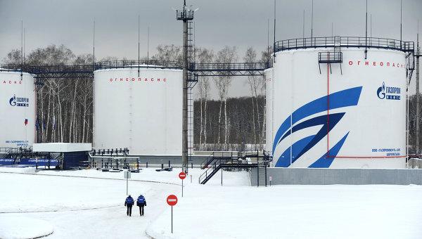 Газпромнефть. Архивное фото