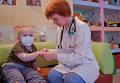 Дети, больные онкологическими заболеваниями, проходят реабилитацию в томском благотворительном фонде имени Алены Петровой