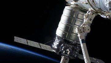 Корабль Cygnus, архивное фото