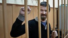 Оппозиционер Леонид Развозжаев. Архивное фото