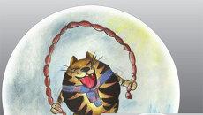 В рамках совместного благотворительного проекта Императорского фарфорового завода и фонда Виктория выпущены тарелки с детскими рисунками