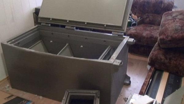 Банда взломщиков сейфов задержана в Костромской области