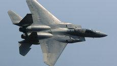 Истребитель F-15. Архивное фото