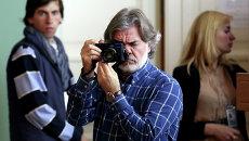 Фотокорреспондент РИА Новости Владимир Вяткин