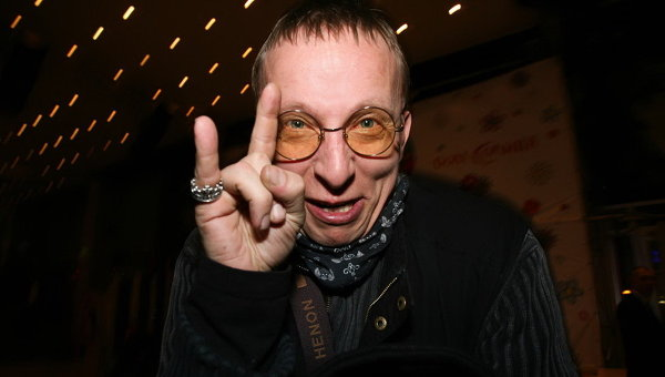 Актер и сценарист Иван Охлобыстин . Архивное фото