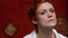 Балерина Ульяна Лопаткина. Архивное фото