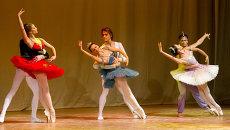 Гала-концерт с участием звезд мирового и российского балета в Томске