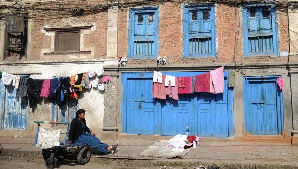 Непал. Архивное фото