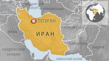 Иран, Тегеран